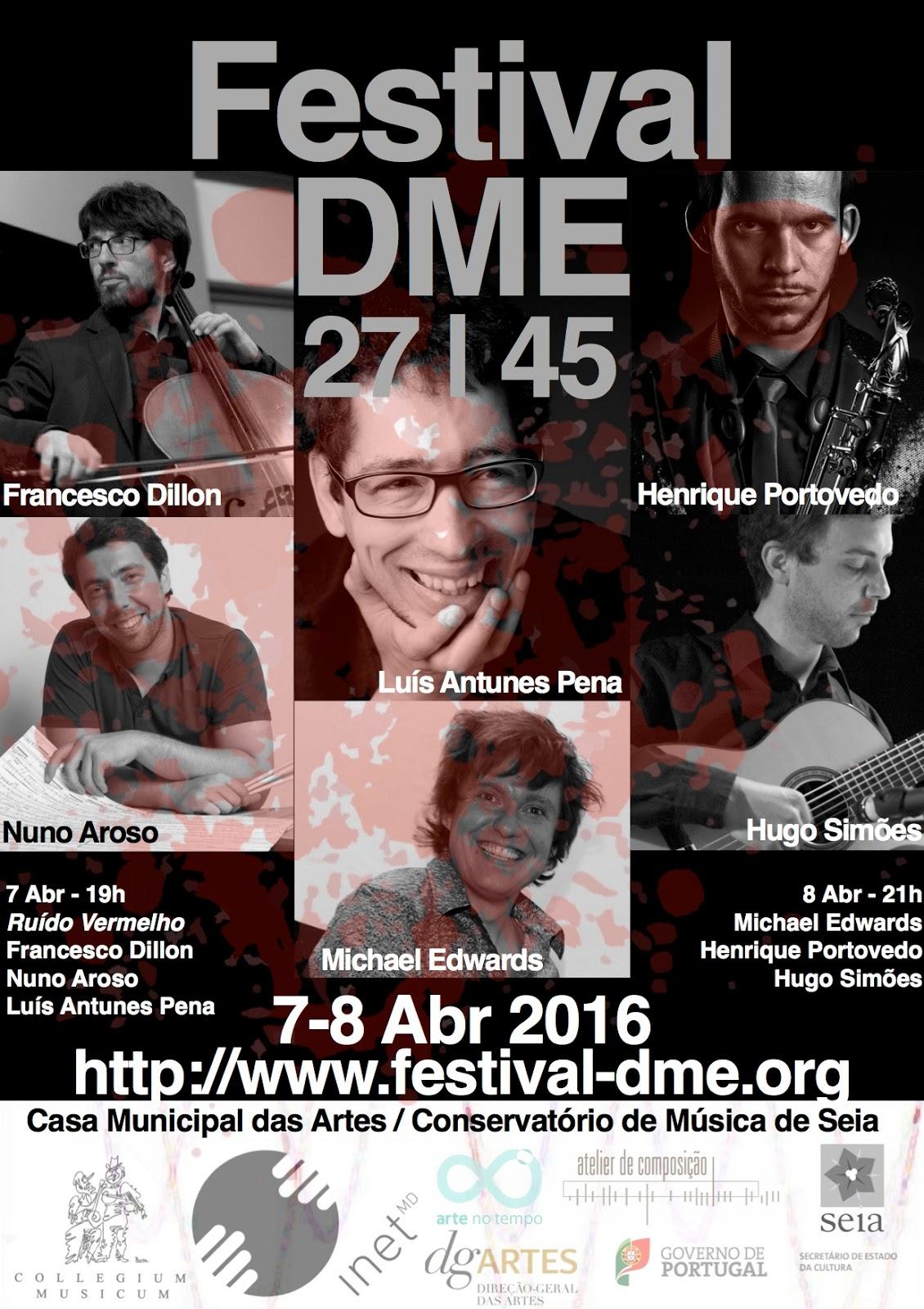 DME 27 - 7 e 8 de Abril de 2016