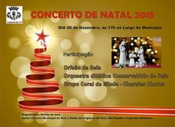 Concerto Natal_20 de dezembro 2015