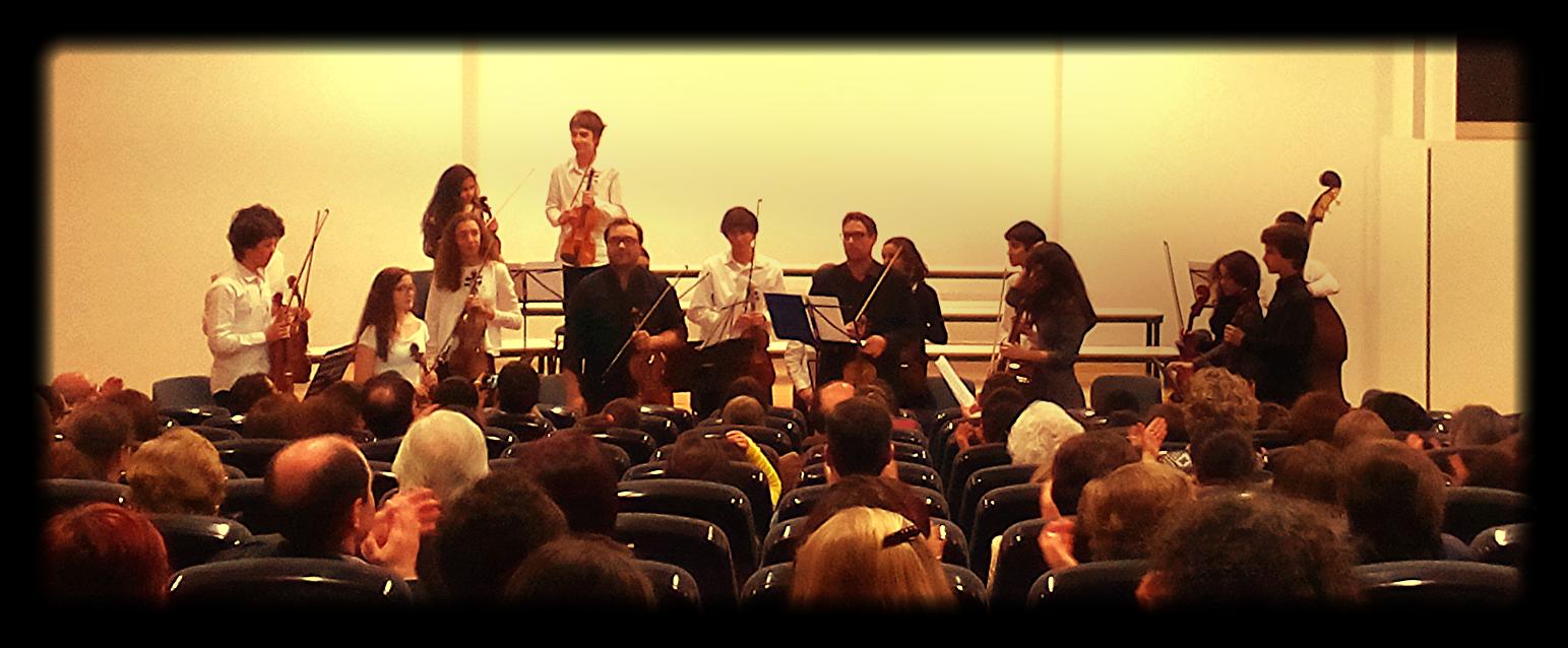 Orquestra Cordas Collegium Musicum