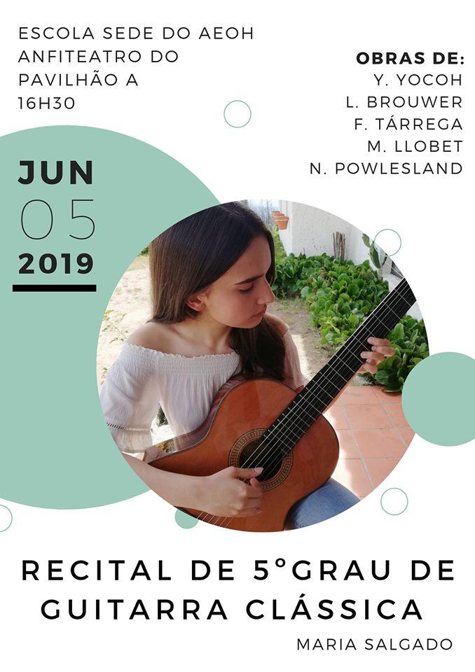 Recital Guitarra_5ºgrau