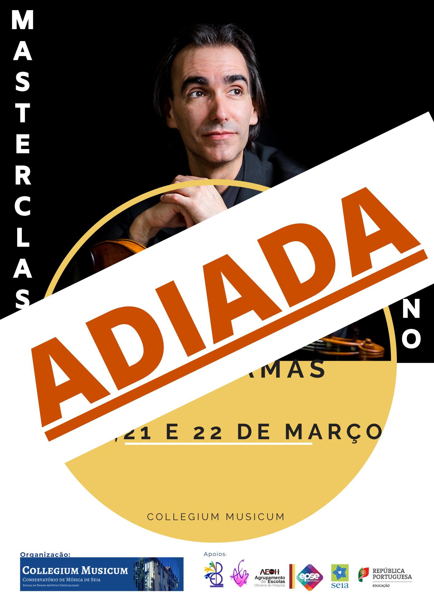 Masterclass Violino_Carlos Damas
