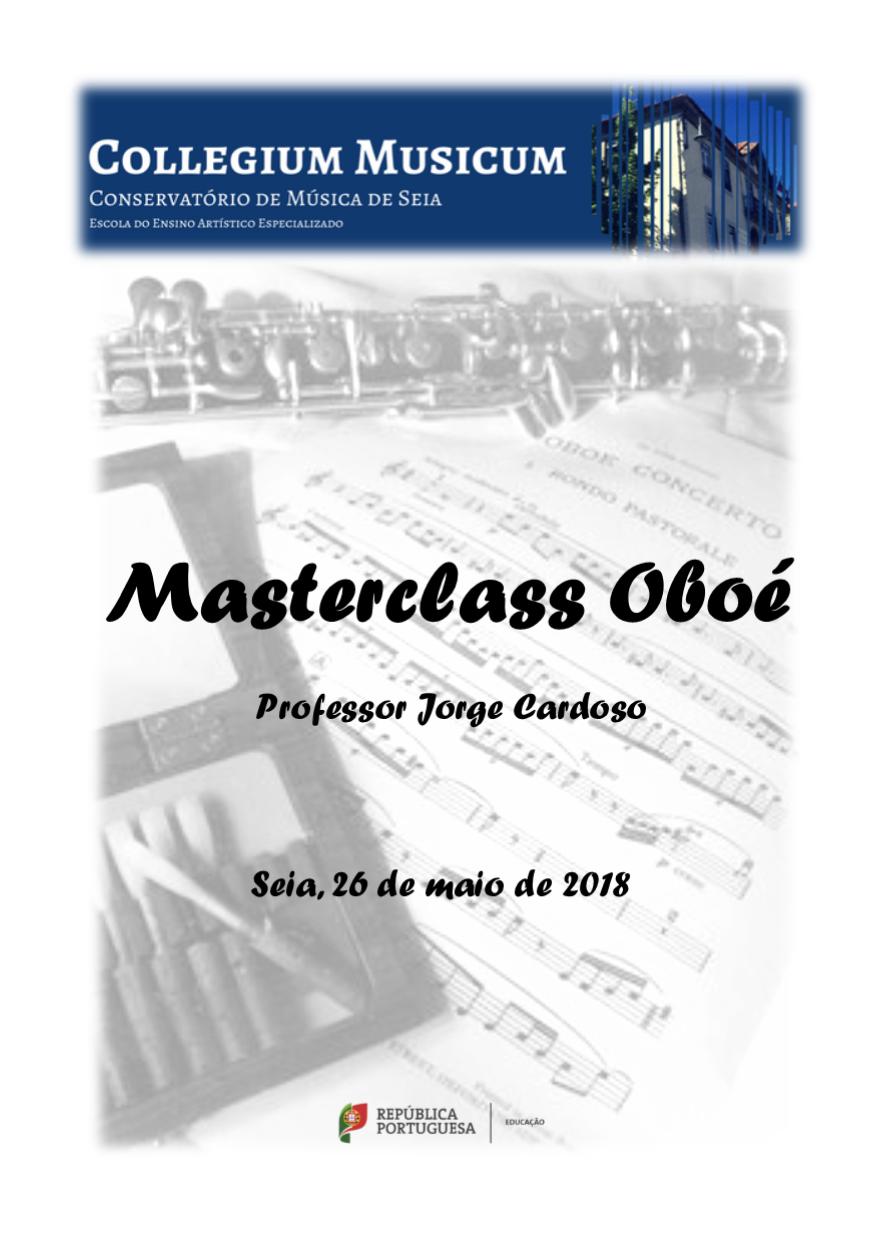 Masterclass Oboé