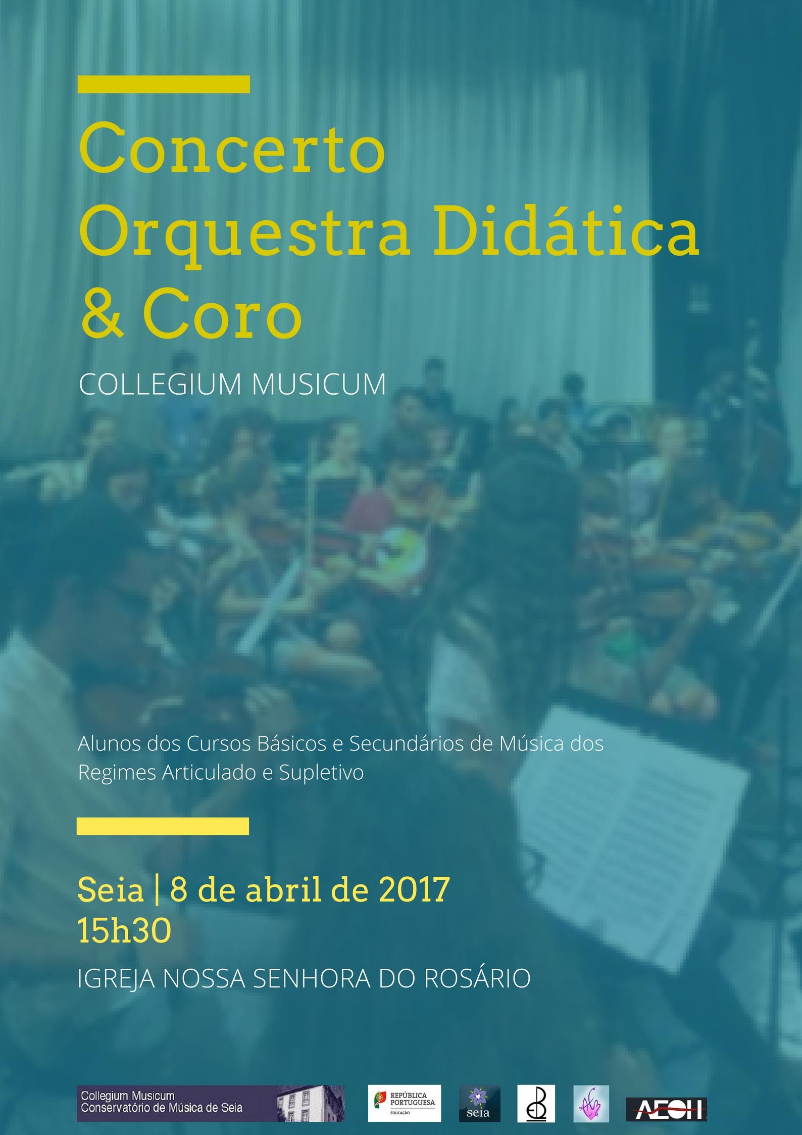 Concerto Orquestra Didática & Coro