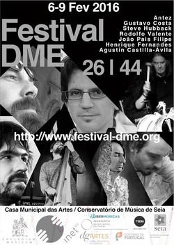 DME26 - 6 a 9 de fevereiro de 2016