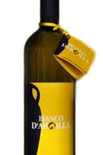 【Vini Crosato】Bianco d'Argilla (ビアンコ・ダルジッラ)