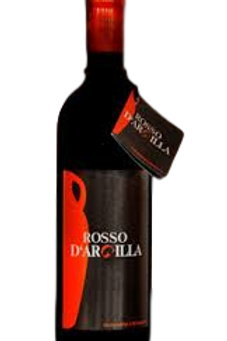【Vini Crosato】2010  Rosso d'Argilla (ロッソ・ダルジッラ)