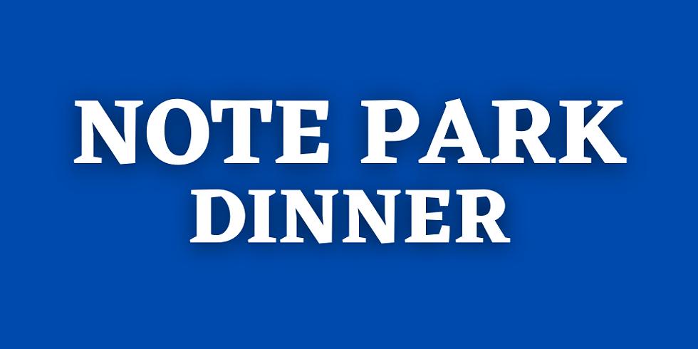 Note Park |  Fri 27 Nov 2020