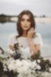 Robe Hazel - Light & Lace
