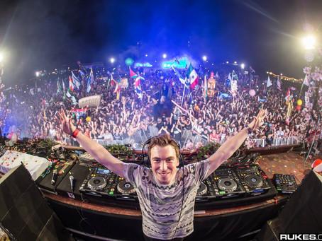HARDWELL'S FINAL DJ PERFORMANCE WILL BE LIVE STREAMED