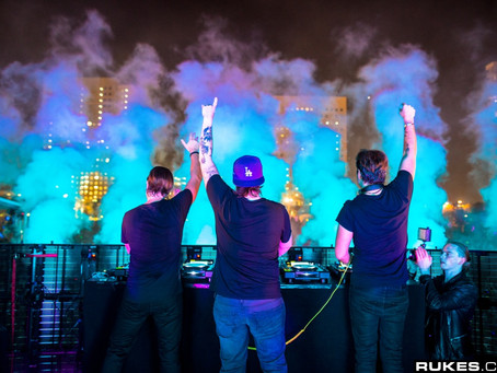MORE MOVEMENT ON SWEDISH HOUSE MAFIA'S SOCIAL CHANNELS POINTS TO ANNOUNCEMENT COMING SOON