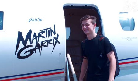 Martin Garrix Partners With AXE To Launch AXE Music & Releases Video For 'Burn Out'