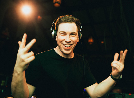 BREAKING: HARDWELL CALLS IT QUITS FROM DJING