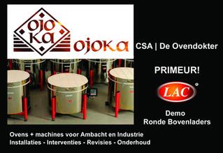 PRIMEUR op Hobby Creatief Salon Kortrijk Xpo Stand 308