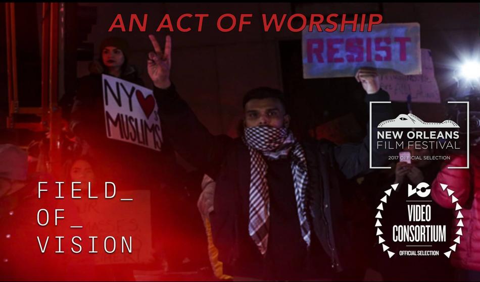 An Act of Worship