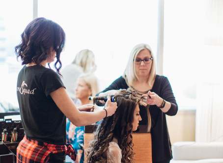 Bride Tip Tuesday- Wedding Hair & Makeup with Brush Glam Squad