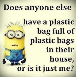 If you have a plastic bag full of plastic bags in your house, read this.