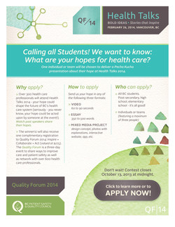 HealthTalksPoster-Print