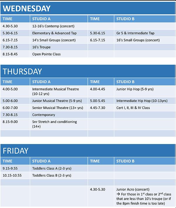 VHSD Perth Dance Timetable term 4.2.png