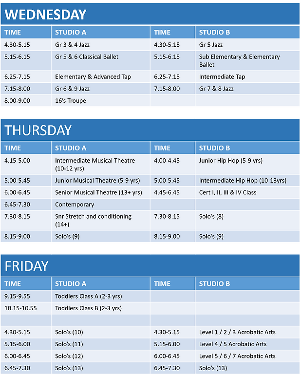 VHSD Perth Dance Timetable term 3.2.png