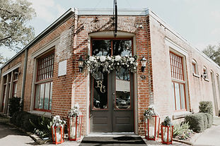Tour this historic building, learn its fascinating story, and even host your wedding here.