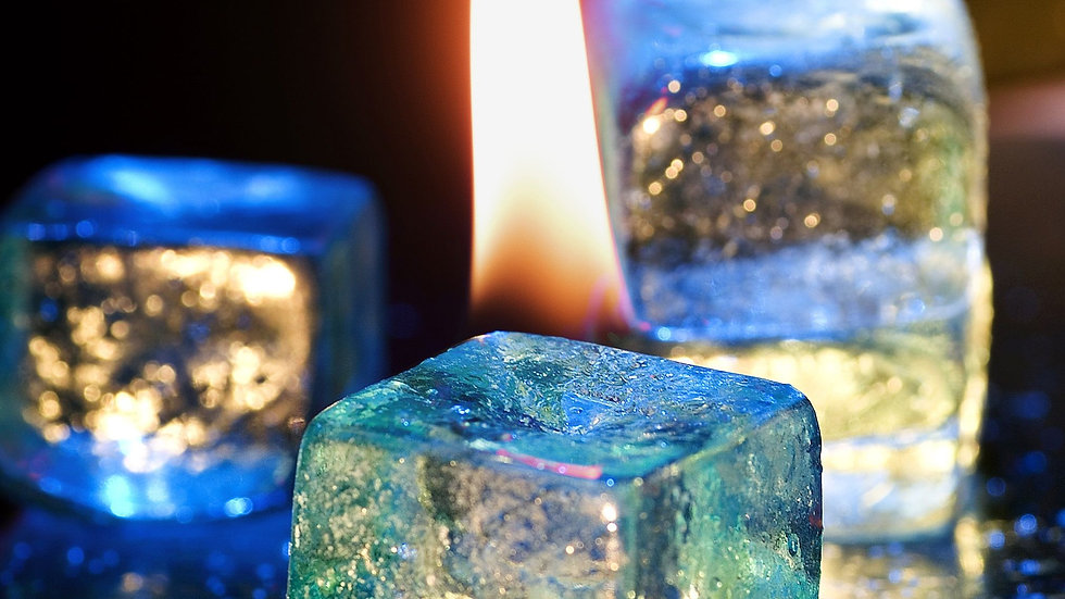 Fire & Ice Rapid Recovery Massage