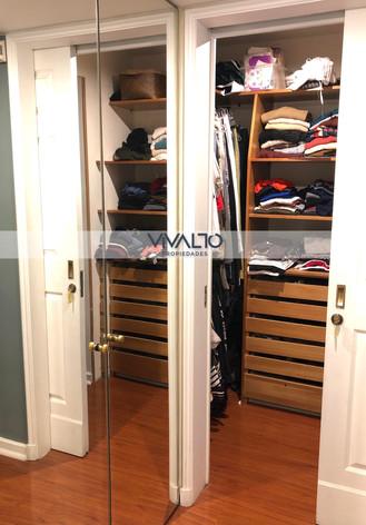 Walk in Closet dormitorio principal