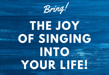 Singing strengthens the immune system
