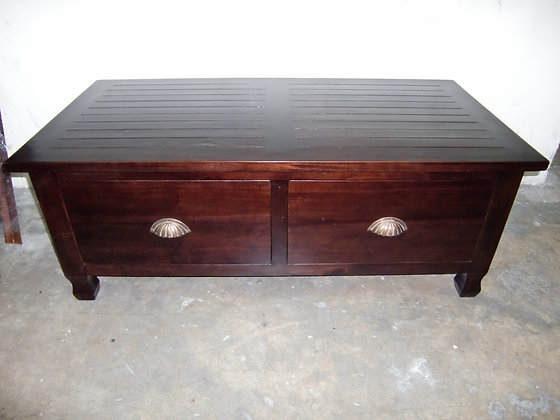 Big Drawer Coffee Table
