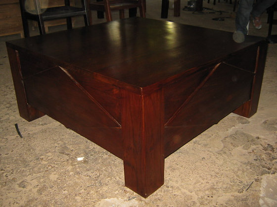 Solid Diamond Coffee Table