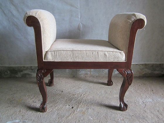 French Single Side Chair