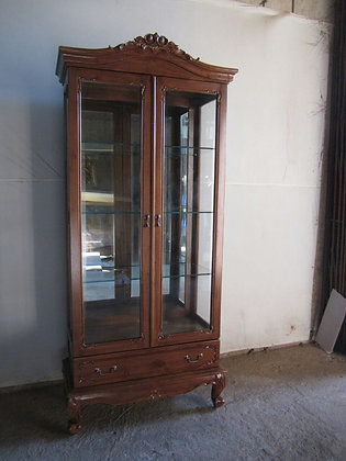 Chippendale 2 Door Display