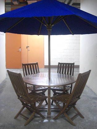 Outdoor Umbrella Set