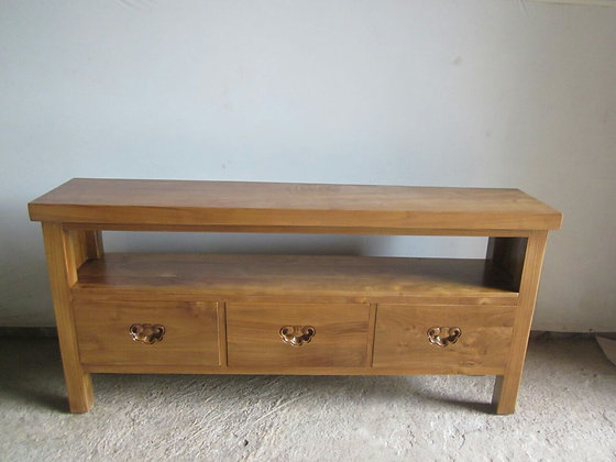 Small Shell TV Console