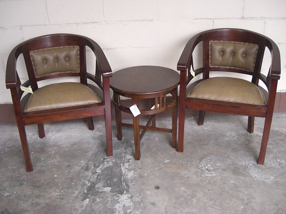 Upholstered Betawi Set