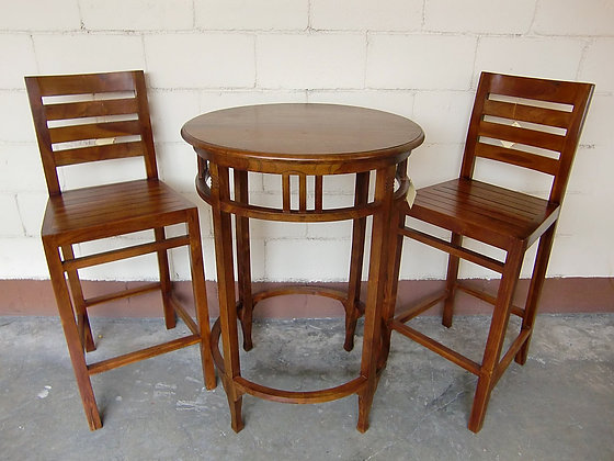 Ruji Bar Table Set