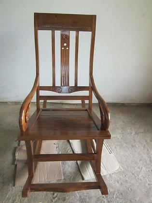 Plain Rocking Chair