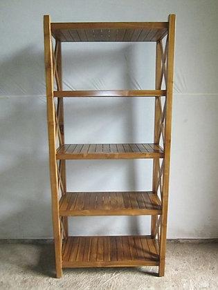 Cross Open Bookshelf