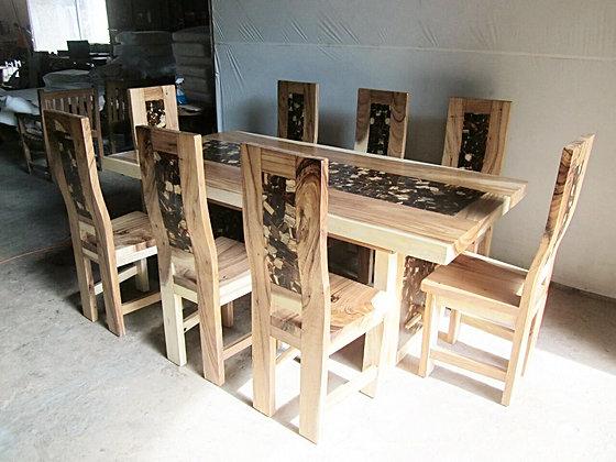Patchwork Dining Set
