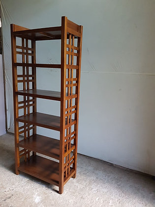Cross Tall Open Book Rack