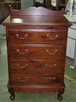 Classic Chippendale Chest