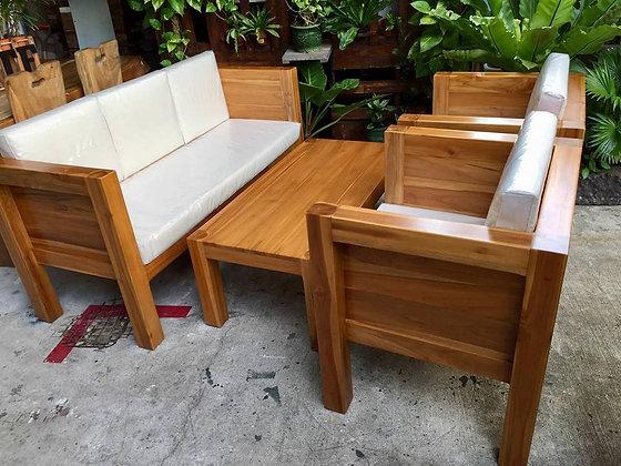 Minimalist Sofa Set