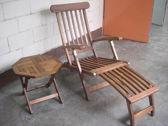 Outdoor Lounger Set