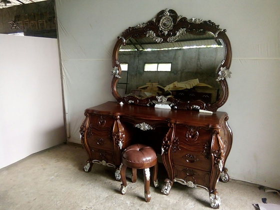 Classic French Dresser