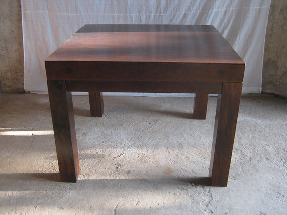 Square Solid Coffee Table