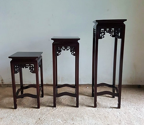 Oriental Plant Stand