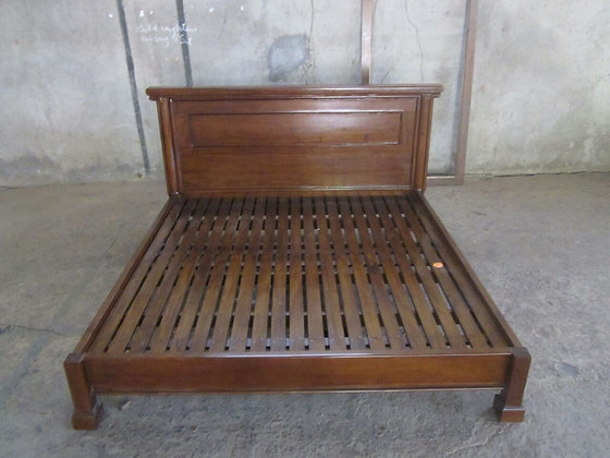 Square Profile Bed