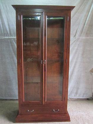 2 Door Display Cabinet