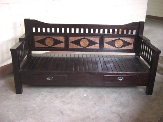 Ruji Diamond Daybed