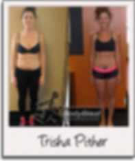 BodyBlast Personal Training Client Trish