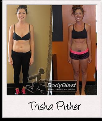 BodyBlast Personal Training Client Trish